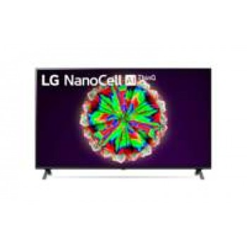 "LG NanoCell 49NANO803NA tv 124,5 cm (49"") 4K Ultra HD Smart TV Wi-Fi Titanium"