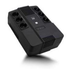 Ewent EW3945 UPS 600 VA 1 AC-uitgang(en) Line-Interactive