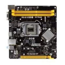 MB Biostar H61MHV2 1151 / 2x DDR4 / HDMI / mATX