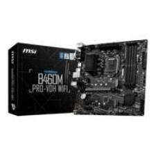 MB MSI B460M PRO-VDH WIFI LGA 1200 micro ATX Intel B460/ RETURNED