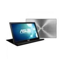 """ASUS MB168B 39,6 cm (15.6"""") 1366 x 768 Pixels HD Zwart, Zilver"""