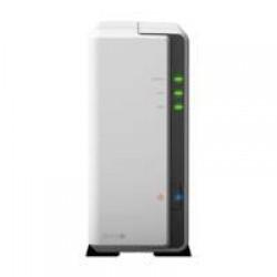 Synology DiskStation DS119j Ethernet LAN Toren Grijs, Wit NAS