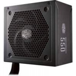 Cooler Master MasterWatt 550 power supply unit 550 W ATX Zwart