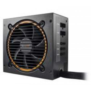 be quiet! Pure Power 11 500W CM power supply unit 20+4 pin ATX ATX Zwart