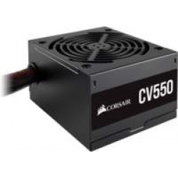 PSU Corsair CV550 550W 80Plus Bronze ( 2020 )