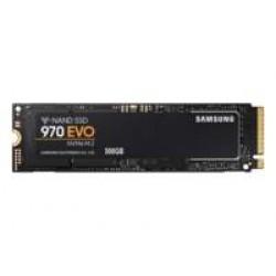 Samsung 970 EVO internal solid state drive M.2 500 GB 3D MLC NVMe