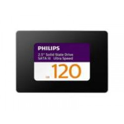 SSD Philips 120GB 2.5inch ( 530MB/s Read 400MB/s )