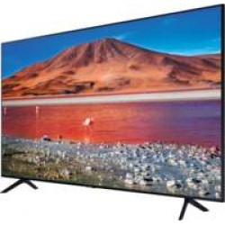 "Samsung Series 7 UE55TU7072U 139,7 cm (55"") 4K Ultra HD Smart TV Wi-Fi Zwart"