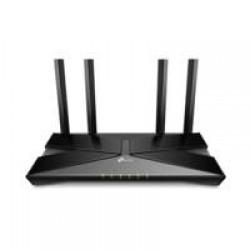 TP-LINK Archer AX10 draadloze router Dual-band (2.4 GHz / 5 GHz) Gigabit Ethernet Zwart