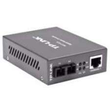 TP-LINK MC210CS netwerk media converter 1000 Mbit/s 1310 nm Single-mode Zwart
