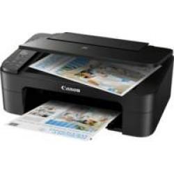 Canon TS3350 AIO / Copy / Print / Scan / WiFi / Black