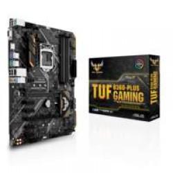 ASUS TUF B360-PLUS GAMING moederbord LGA 1151 (Socket H4) ATX Intel® B360