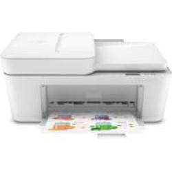 HP DeskJet Plus 4120 Thermische inkjet 4800 x 1200 DPI 8,5 ppm A4 Wi-Fi