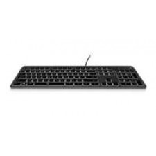 Ewent EW3265 toetsenbord USB QWERTY Amerikaans Engels Zwart