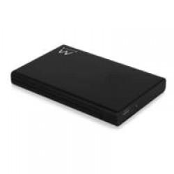 "Ewent EW7072 behuizing voor opslagstations 2.5"" HDD-/SSD-behuizing Zwart"