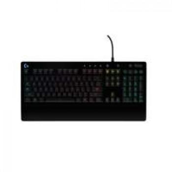 Logitech G213 toetsenbord USB QWERTY US International Zwart
