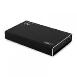 "Ewent EW7070 behuizing voor opslagstations 2.5"" HDD-/SSD-behuizing Zwart"