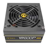 Antec VALUE POWER 600P PLUS power supply unit 600 W ATX Zwart