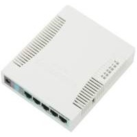 Mikrotik RB951G-2HND WLAN toegangspunt Power over Ethernet (PoE)