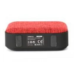 Omega OG58R draagbare luidspreker Zwart, Rood