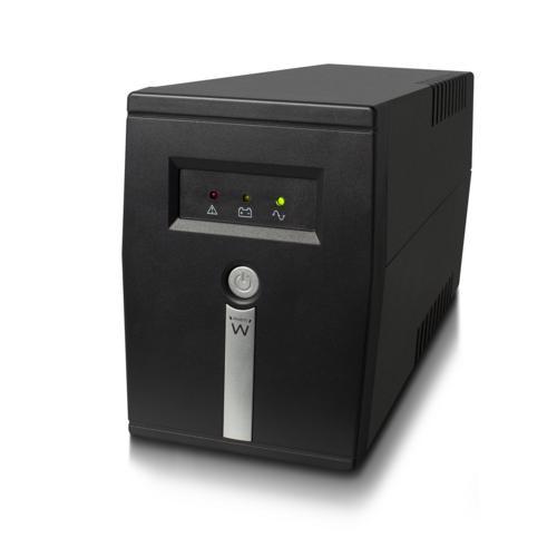 Ewent EW3947 UPS 800 VA 1 AC-uitgang(en) Line-Interactive