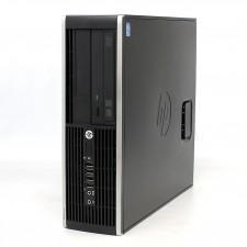 HP Compaq Pro 6300 SFF / I5-3470 / 4GB / 500GB HDD / W10P / RFG