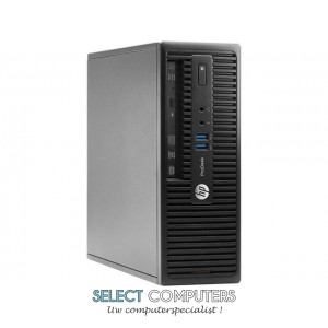 HP ProDesk 400 G2.5 SFF / Core i5 / AMD Radeon / Windows 10 Pro / RFG