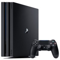 Sony PlayStation 4 Pro 1 TB + 1 Controller