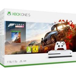 Xbox One S console 1 TB + Forza Horizon 4