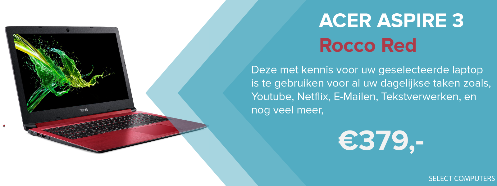 Acer Aspire Rocco Red