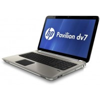 "HP Pavillion DV7 / AMD A6 / 17.3"" / 6GB RAM / 1 TB HDD / Win 10 Home /Refurbished"