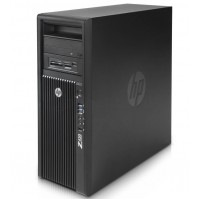HP Workstation Z420 / 12GB RAM / 240 GB SSD / 2 GB Video / WIN 10 for Workstations